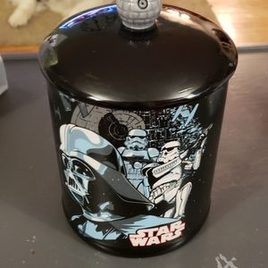 "NEW - STAR WARS ""DARTH VADER"" COOKIE JAR"